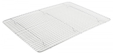"""Wire Pan Grate - 12""""x16"""""""