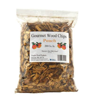 Vaughn Peach Wood Chips