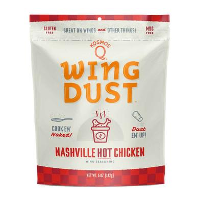 Kosmo's Wing Dust Nashville HOT - 5 oz