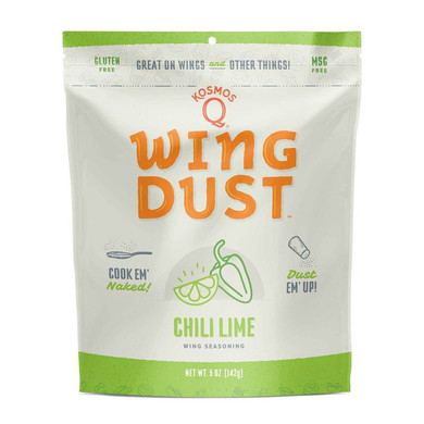 Kosmo's Wing Dust Chili Lime - 5 oz