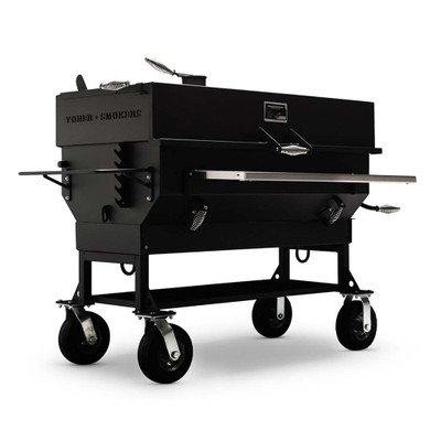 """Yoder Flat Top Charcoal Grill 24"""" x 48"""""""