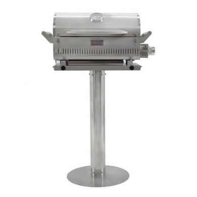 "Blaze 17"" Pedestal for Portable Grill"
