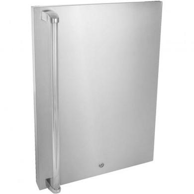 Blaze 4.5 Refrigerator Stainless Door Sleeve RH