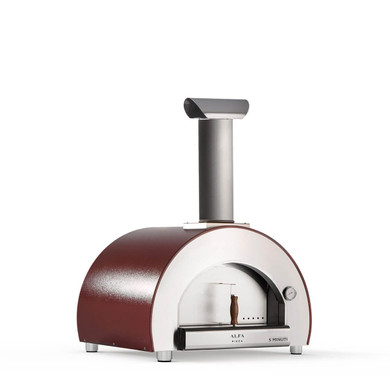 "Alfa 5 Minuti 23"" Outdoor Wood Fired Pizza Oven"