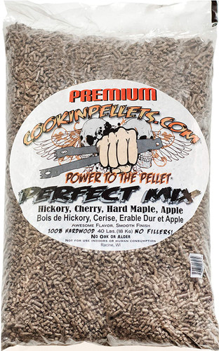 Cookin Pellets Perfect Mix - 40 lb
