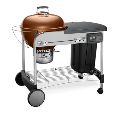 """Weber Performer Deluxe Charcoal Grill 22"""""""