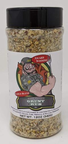 Code 3 Grunt Rub - 12 oz