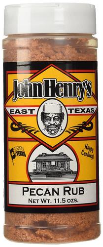 John Henry's Pecan Rub 11.5 oz