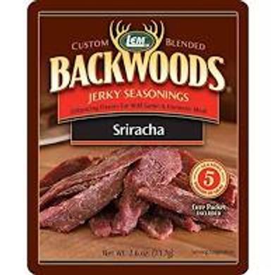 Lem Products Backwoods Jerky Seasoning SRIRACHA (Makes 5 lb)