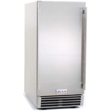 "Blaze Outdoor Ice Machine - 15"" 50 lb"