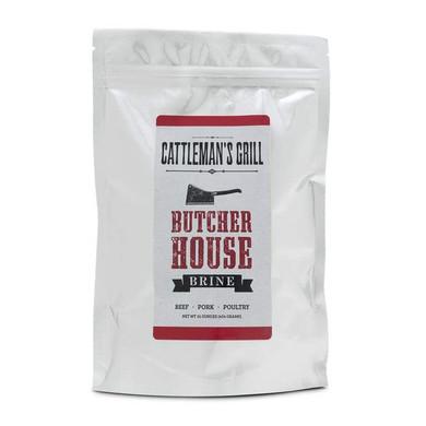 Cattlemans Butcher House Brine 16 oz