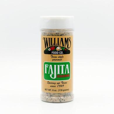Williams Fajita Seasoning 6 oz