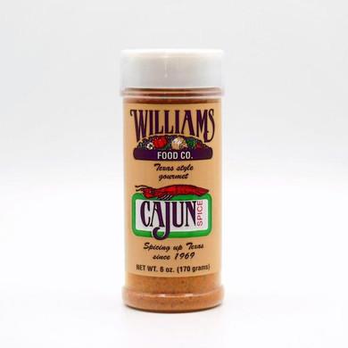 Williams Cajun Seasoning 6 oz