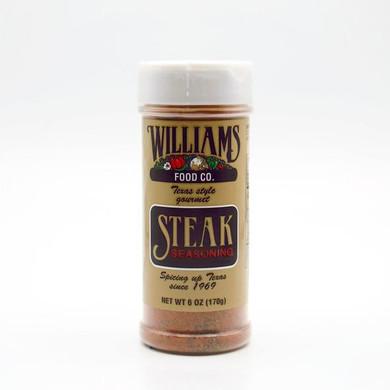 Williams Steak Seasoning 6 oz