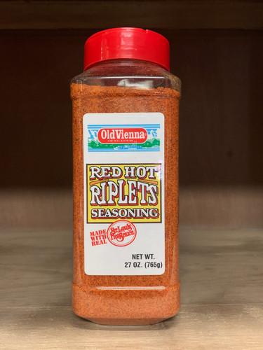 Red Hot Riplets Seasoning 27oz