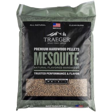 Traeger MESQUITE PELLETS (20LB)