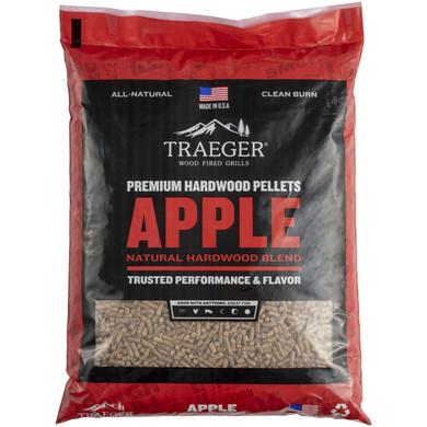 Traeger APPLE PELLETS (20LB)