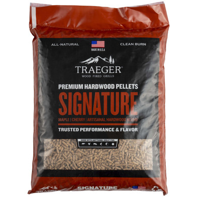 Traeger SIGNATURE BLEND PELLETS (20LB BAG)