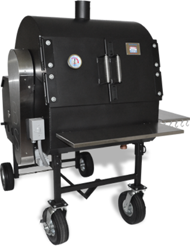 American Barbecue Systems Pit Boss Rotisserie