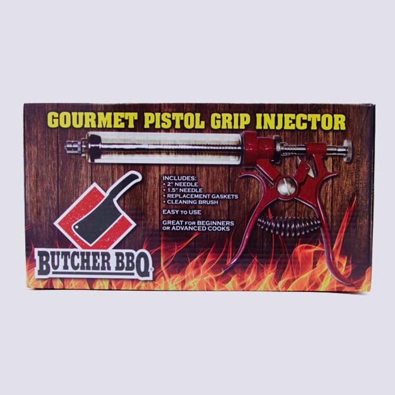 Butcher Pistol Grip Injector 50cc