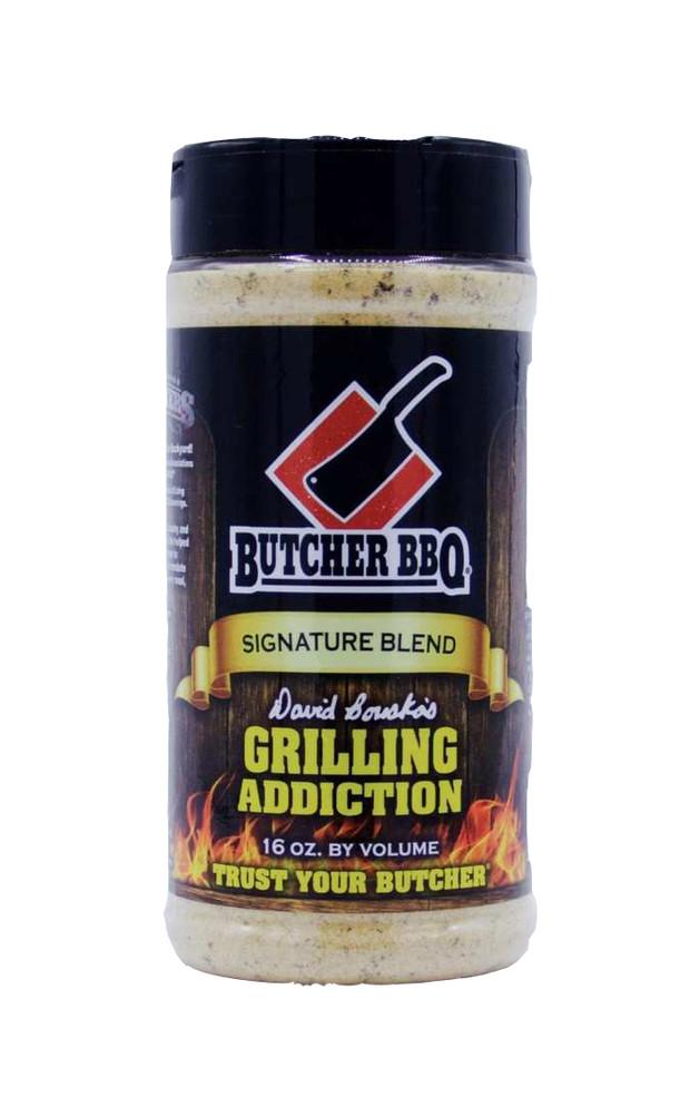 Butcher BBQ Grilling Addiction Rub - 16 oz