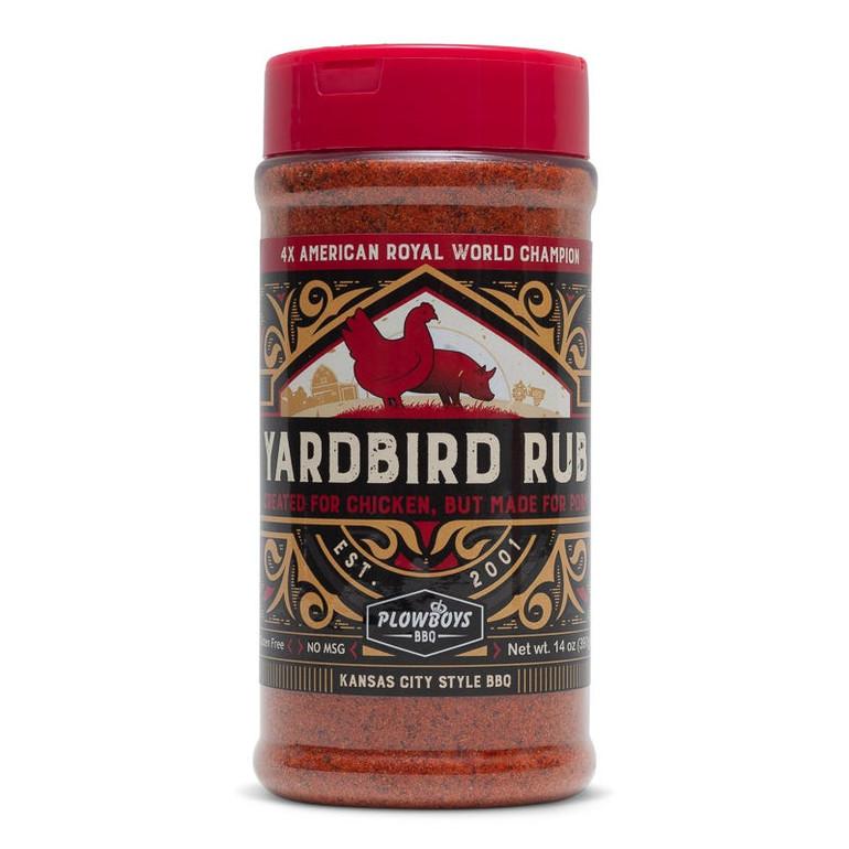 Plowboys Yardbird Rub 14 oz