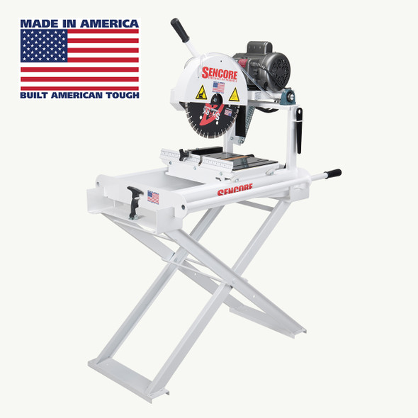 "14"" Masonry Electric Saw"