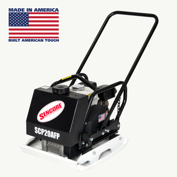 "20"" Forward Plate Compactor"