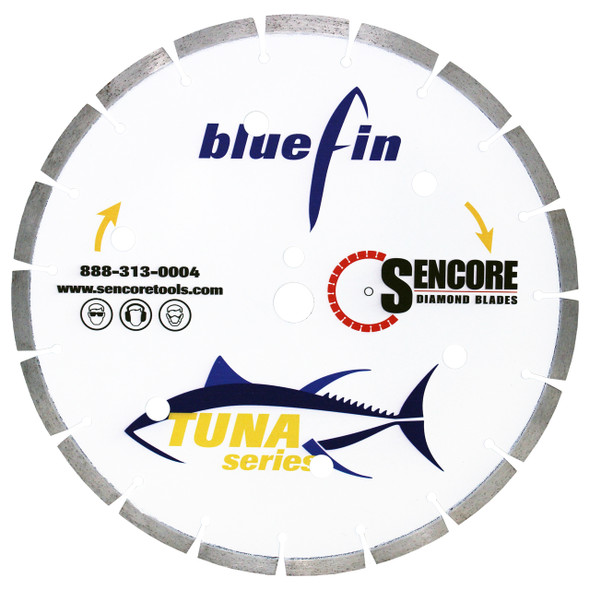 Bluefin Diamond Saw Blade