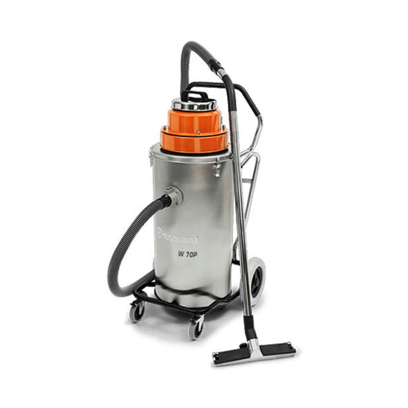 1PH Husqvarna W70 P Slurry Vacuum