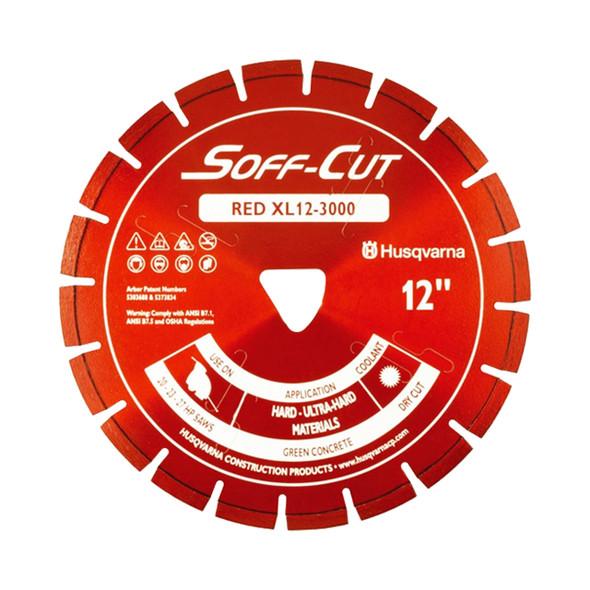 Excel 3000 Ultra Early Red Diamond Blade Husqvarna XL Series
