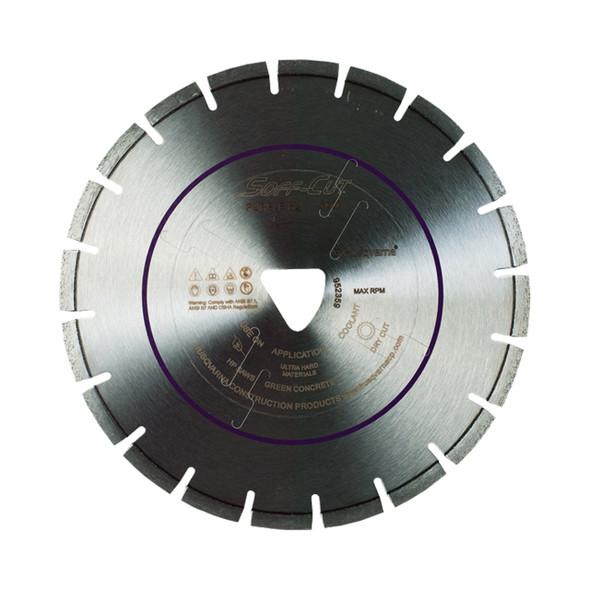 FLX 1000 Husqvarna Purple Diamond Blade Soff-Cut Series