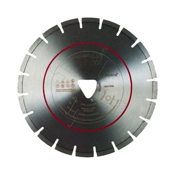 FLX 3000 Husqvarna Red Diamond Blade Soff-Cut Series