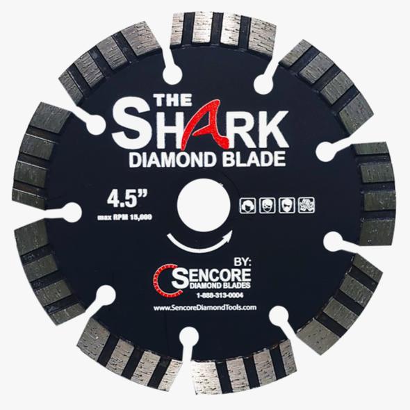 Shark Diamond Blade | Small Diameter