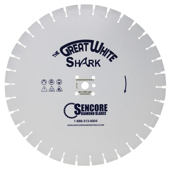 The Great White Shark Diamond Blade | 3000 Bond