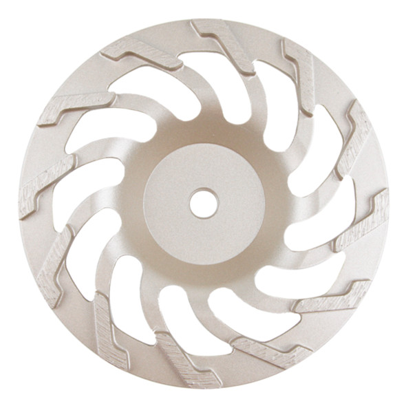 Premium Turbo Fan Seg Diamond Grinding Cup Wheel