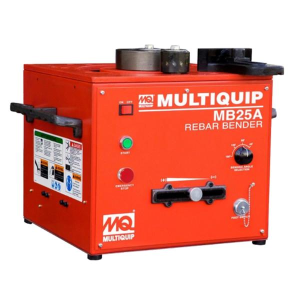 Multiquip MB25A Portable Rebar Bender