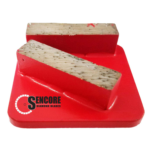 Diamond Double Seg Tool 100 Grit