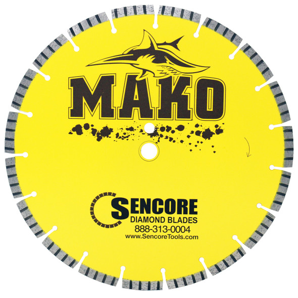 Mako Diamond Saw Blade