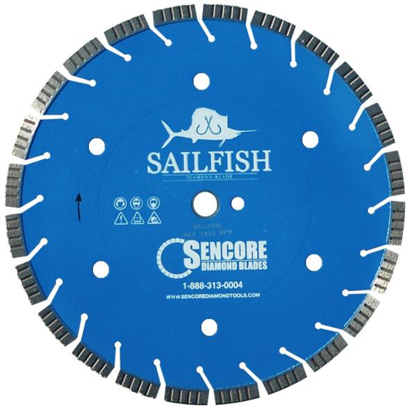Sailfish Diamond Saw Blade