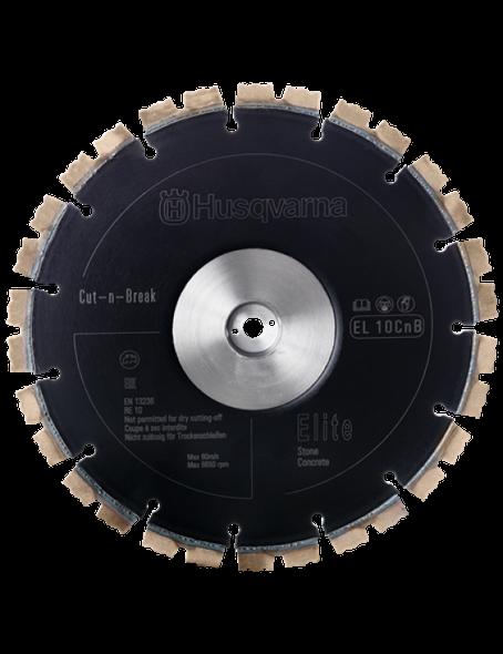 EL10CnB Husqvarna Cut-N-Break Diamond Blade