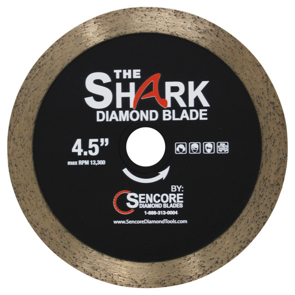 Shark Porcelain Tile Blade