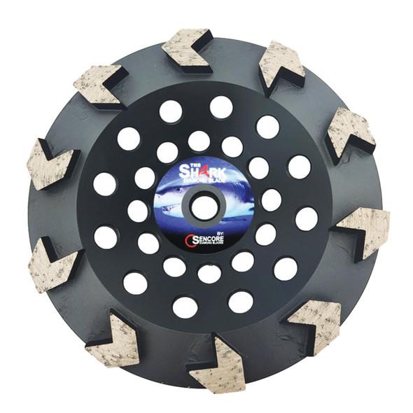 Sharkfin Supreme Diamond Cup Wheel