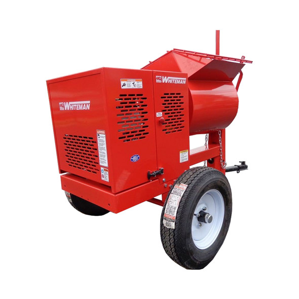 WM70SH8 Whiteman Mortar Mixer