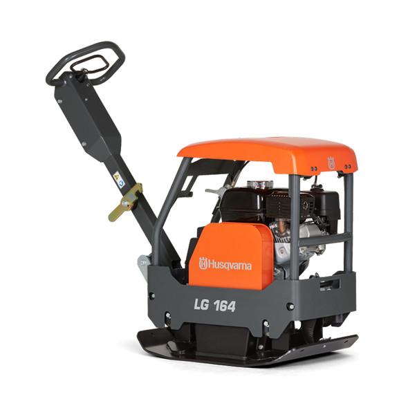 LG 164 Husqvarna Reversible Petrol Plate Compactor
