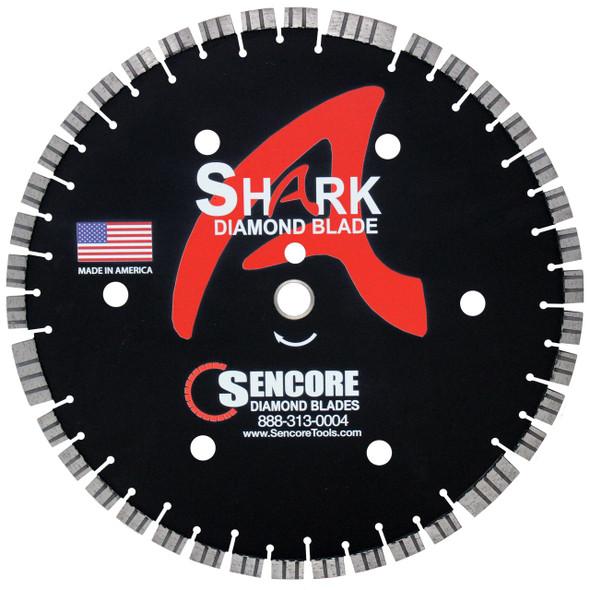 "14"" Shark Diamond Saw Blade"