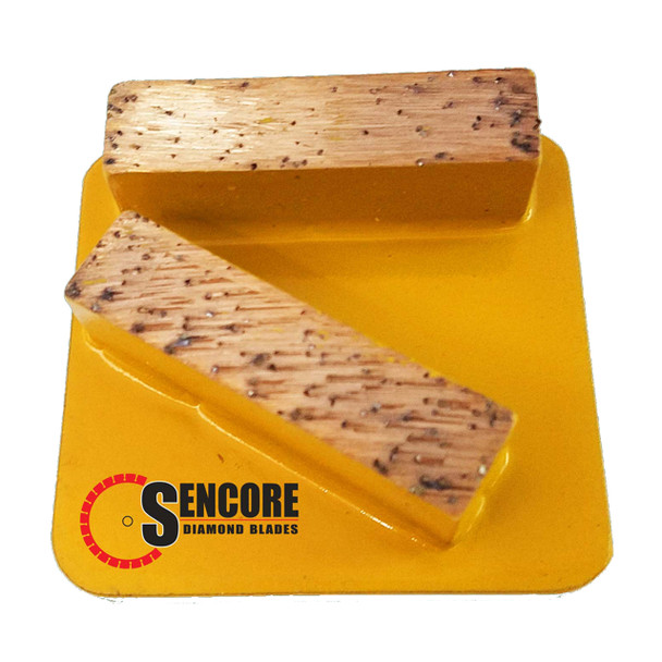 Diamond Double Seg Tool 20 Grit