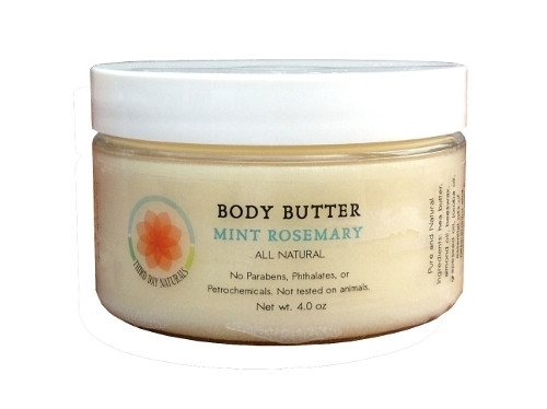 Mint Rosemary Body Butter