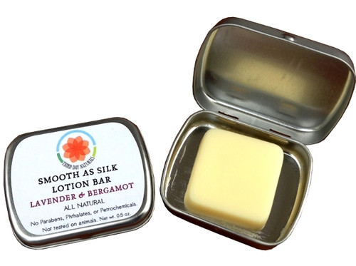 Pocket/Travel Size Lotion Bar