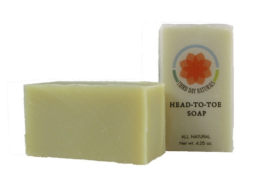Head-to-Toe Soap
